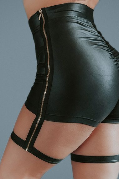 Zip_Strap_Long_shorts_4